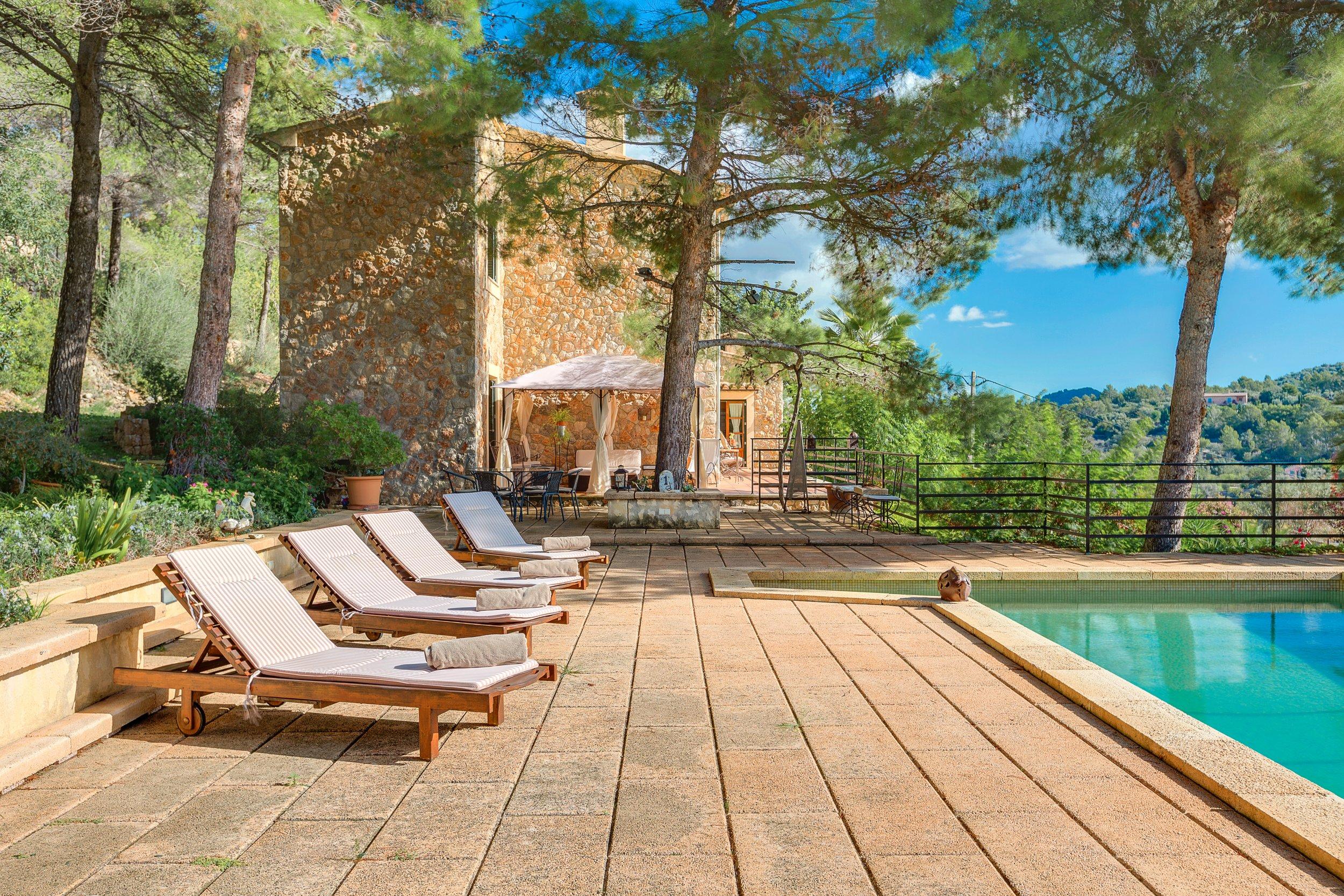 Maison de vacances Villa Cirera in Alaro (2611793), Alaro, Majorque, Iles Baléares, Espagne, image 2