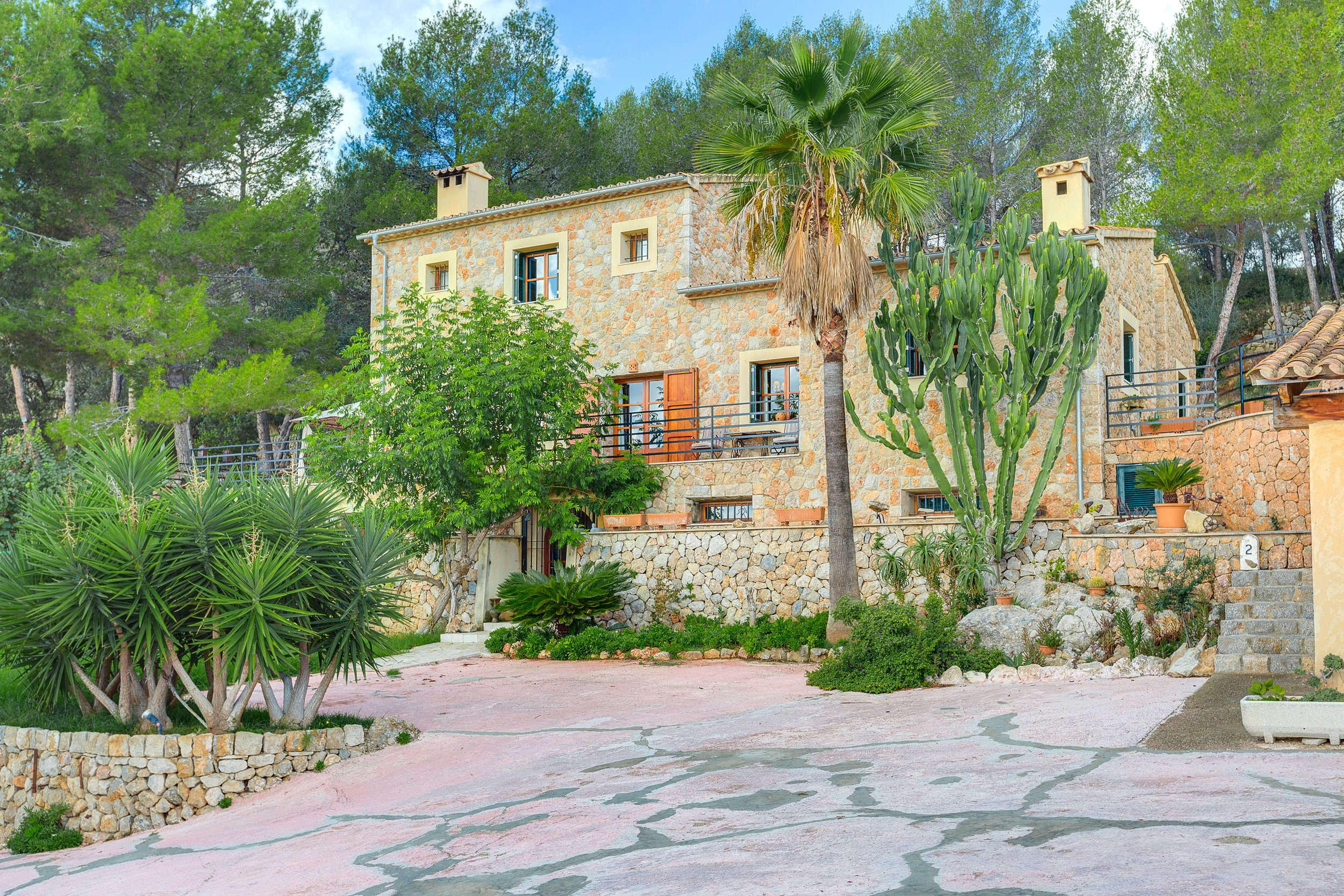 Maison de vacances Villa Cirera in Alaro (2611793), Alaro, Majorque, Iles Baléares, Espagne, image 6