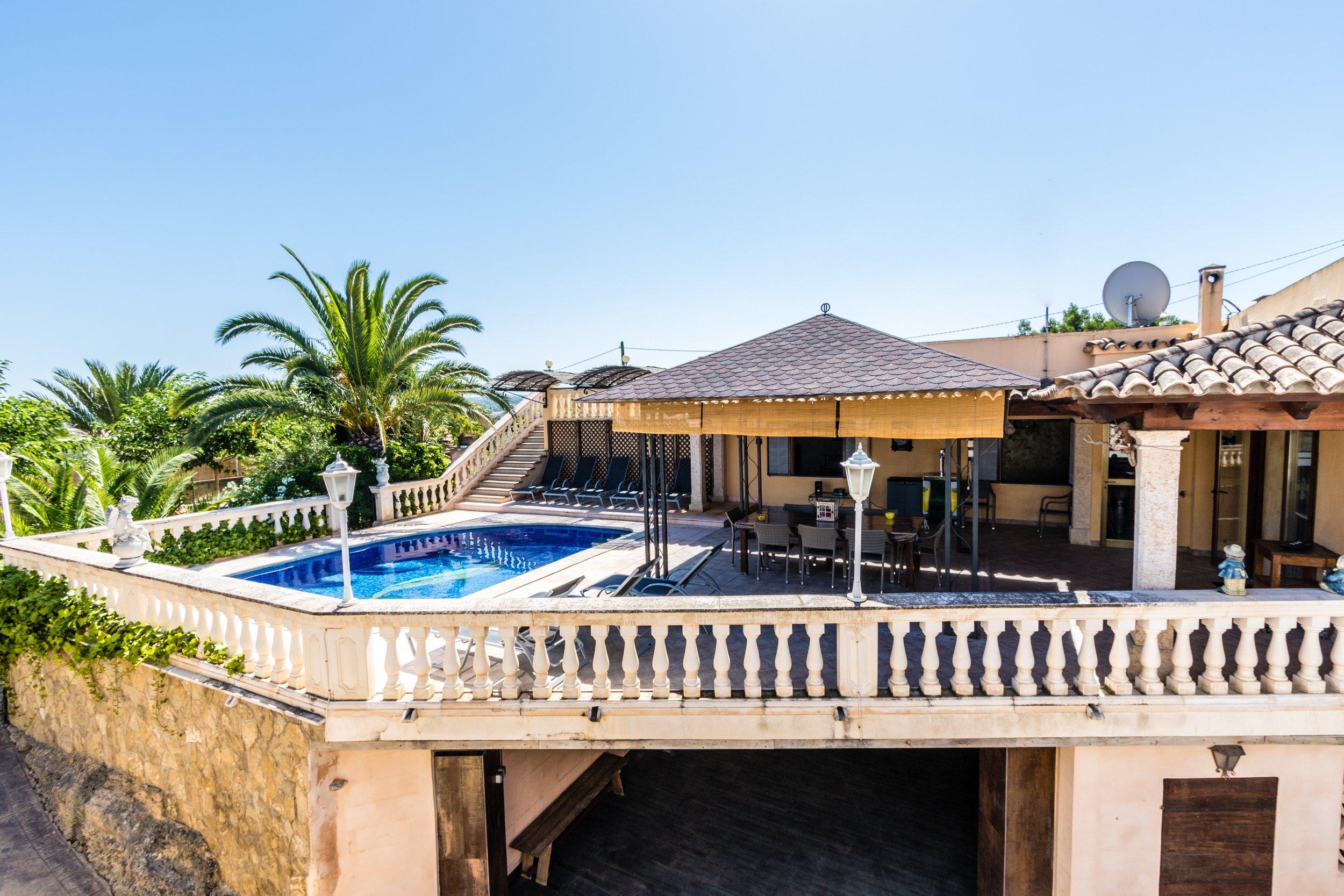 Villa Marina in Playa de Palma