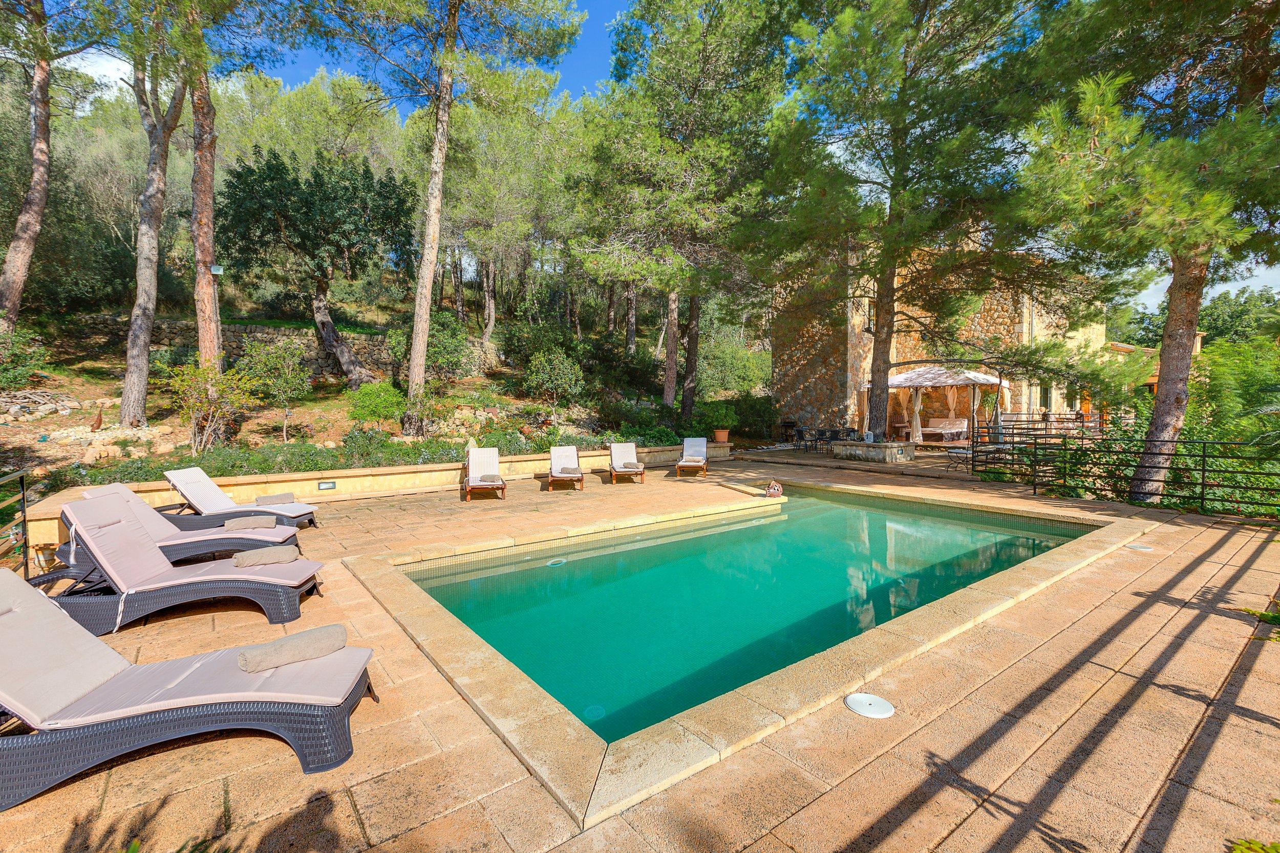 Maison de vacances Villa Cirera in Alaro (2611793), Alaro, Majorque, Iles Baléares, Espagne, image 4