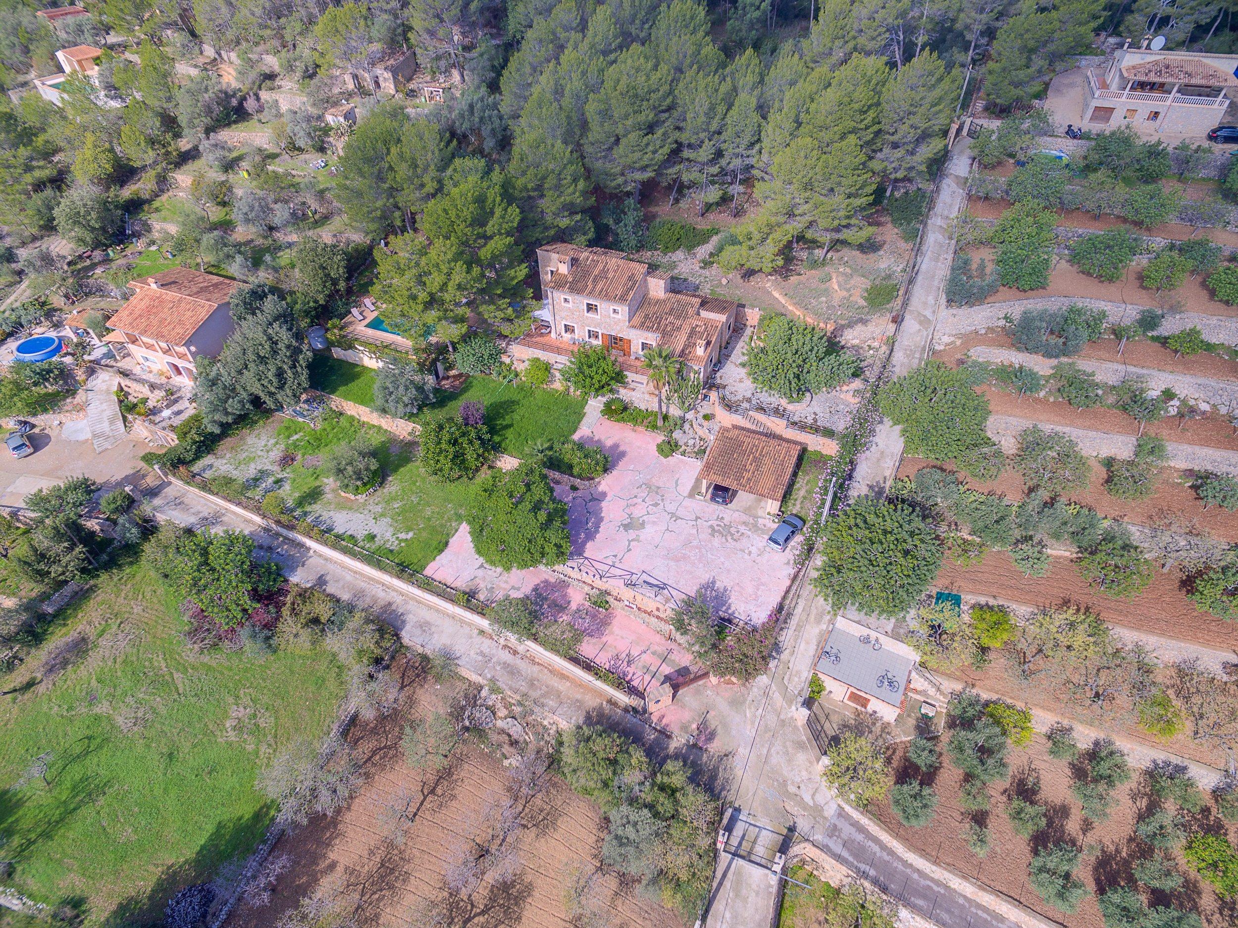 Maison de vacances Villa Cirera in Alaro (2611793), Alaro, Majorque, Iles Baléares, Espagne, image 30