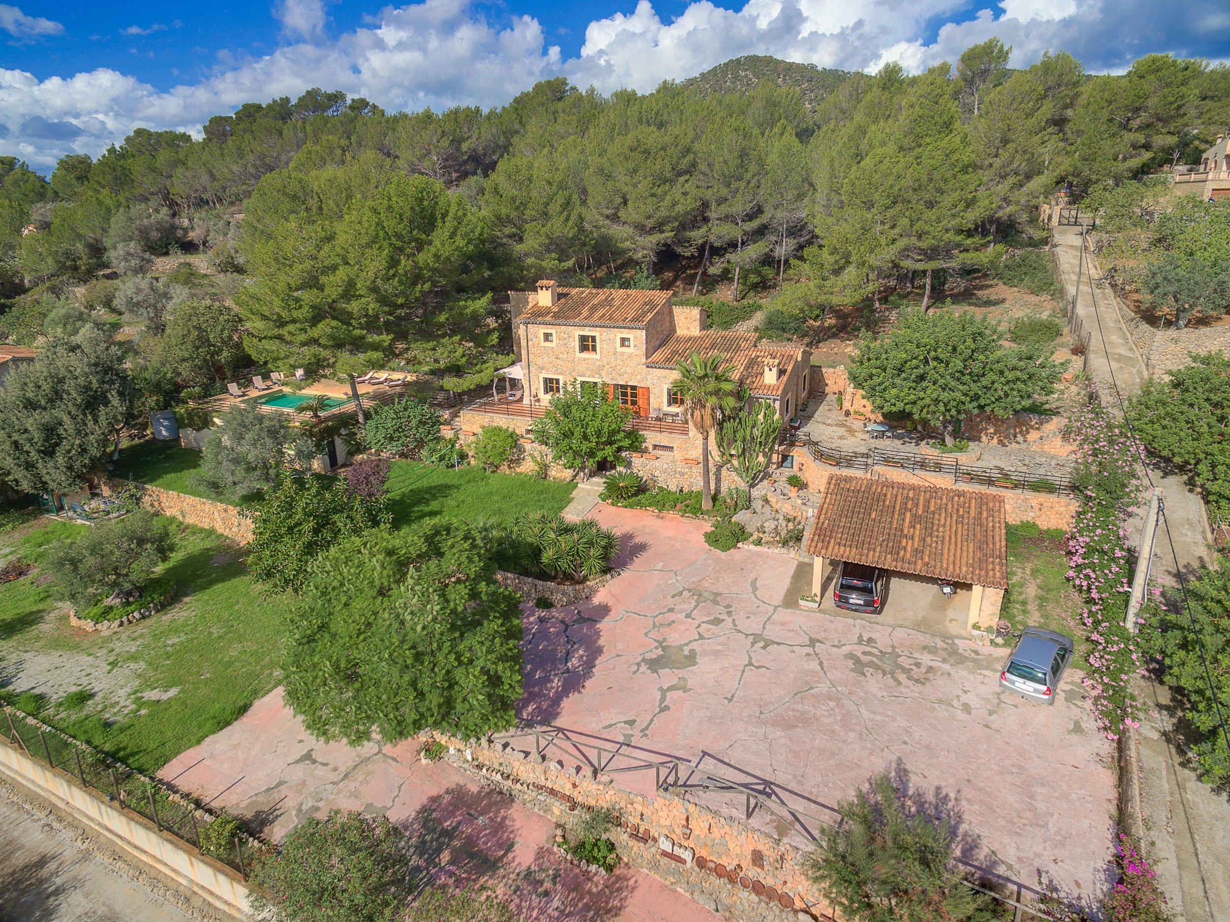 Maison de vacances Villa Cirera in Alaro (2611793), Alaro, Majorque, Iles Baléares, Espagne, image 28