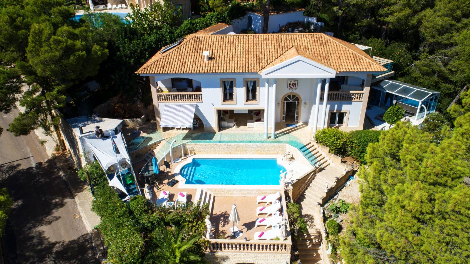Luxury Villa Badia in Portals Nous