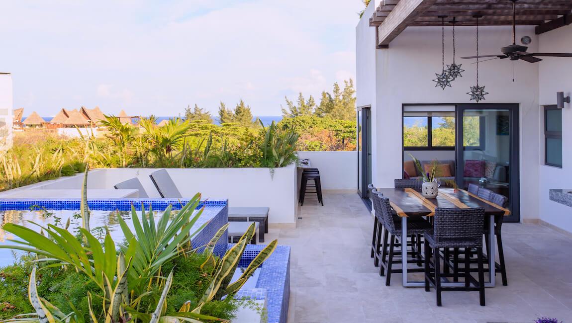 Playa del Carmen vacation rentals | Terrazas Penthouse thumbnail