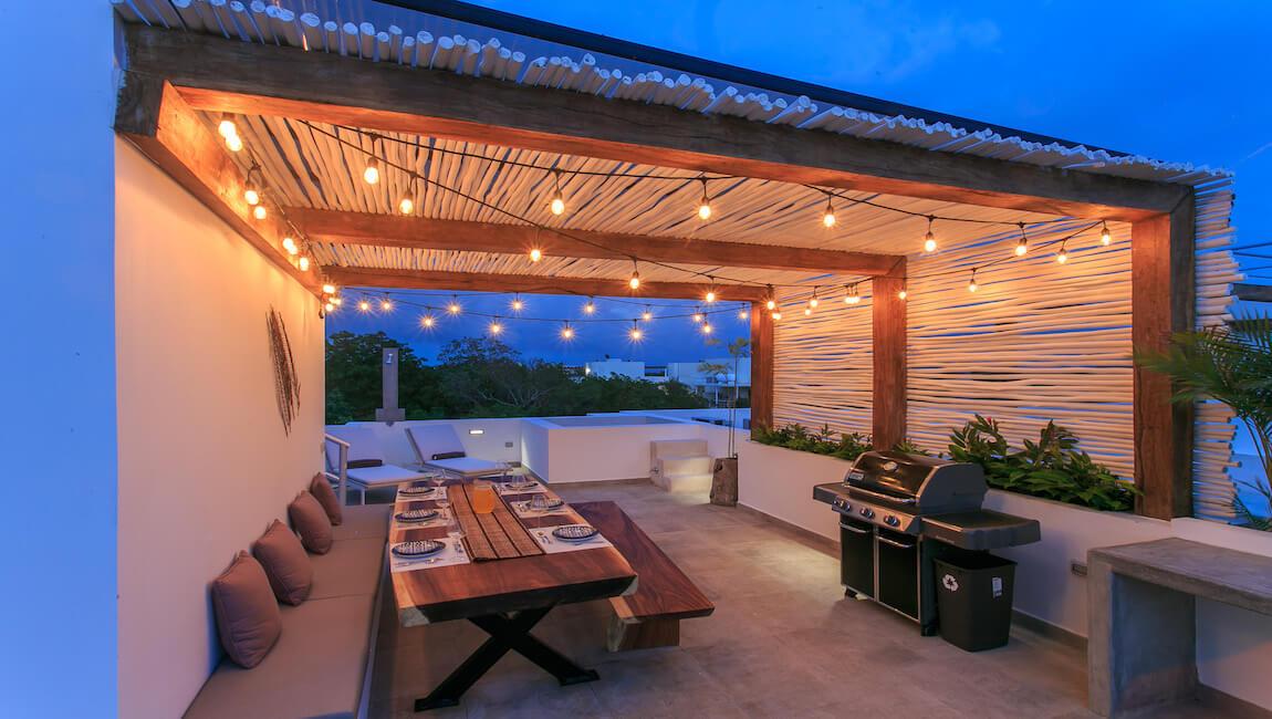 Xaman penthouse Tulum thumbnail