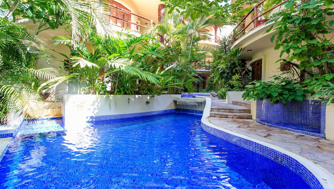 Villas Sacbe penthouse Ceiba thumbnail