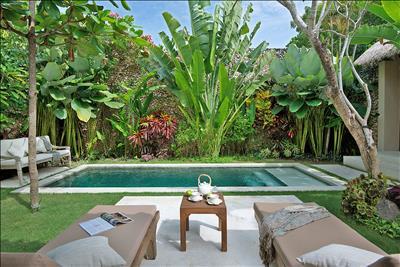 1 Bedroom Villas with private pools  Seminyak Villa Kubu