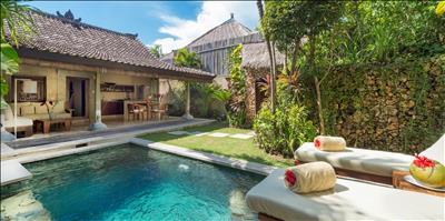 1 Bedroom Private Pool Villa No 15 Seminyak Villa Kubu