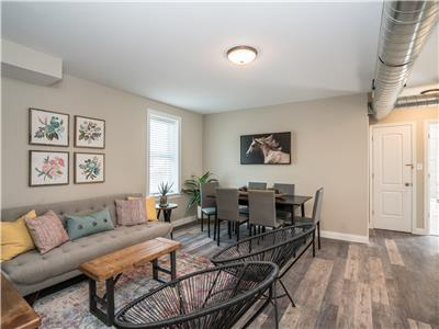 Chic & Charming Loft Suite Near STL Zoo I JZ Vacation Rentals