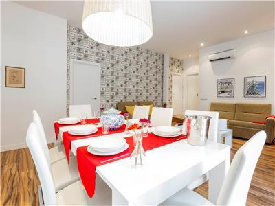 family apartment madrid