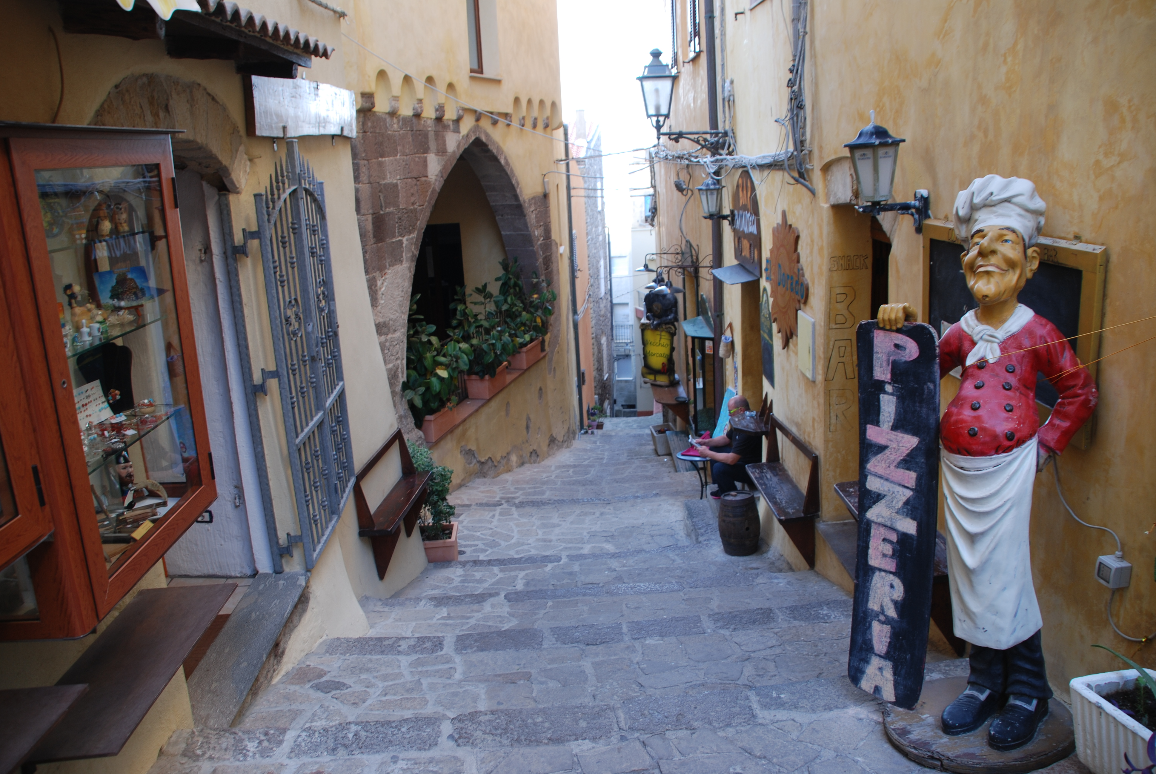 Ferienwohnung Basement La Spiga Castelsardo (2575344), Castelsardo, Sassari, Sardinien, Italien, Bild 24