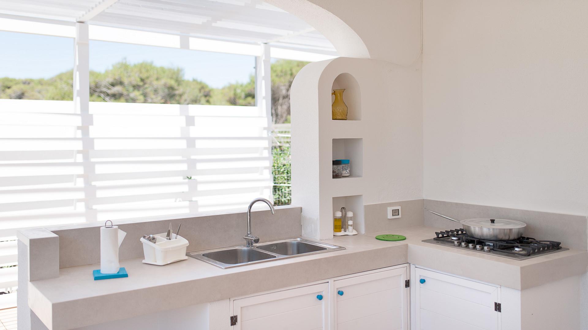 Ferienhaus Villa Sabbia Bianca with a direct access to free Beach (2354051), Porto Cesareo, Lecce, Apulien, Italien, Bild 30