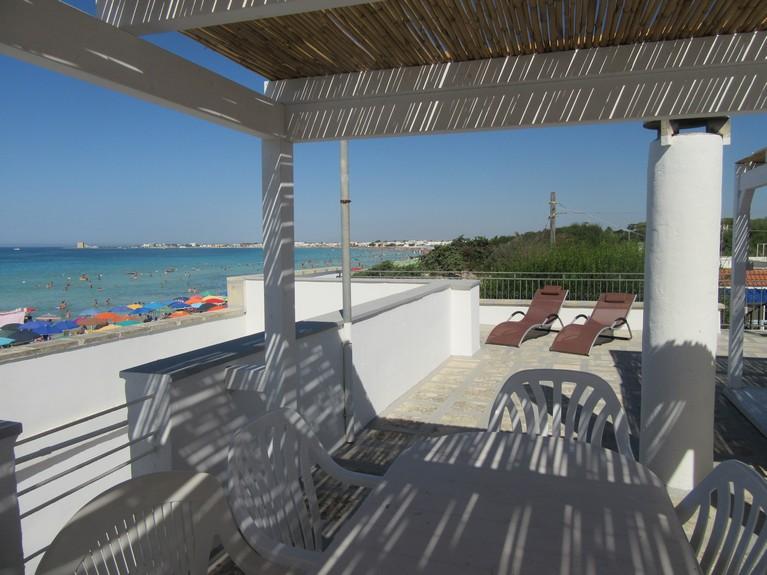 Ferienhaus Villa Desiderio, villa on the beach (2354061), Porto Cesareo, Lecce, Apulien, Italien, Bild 5