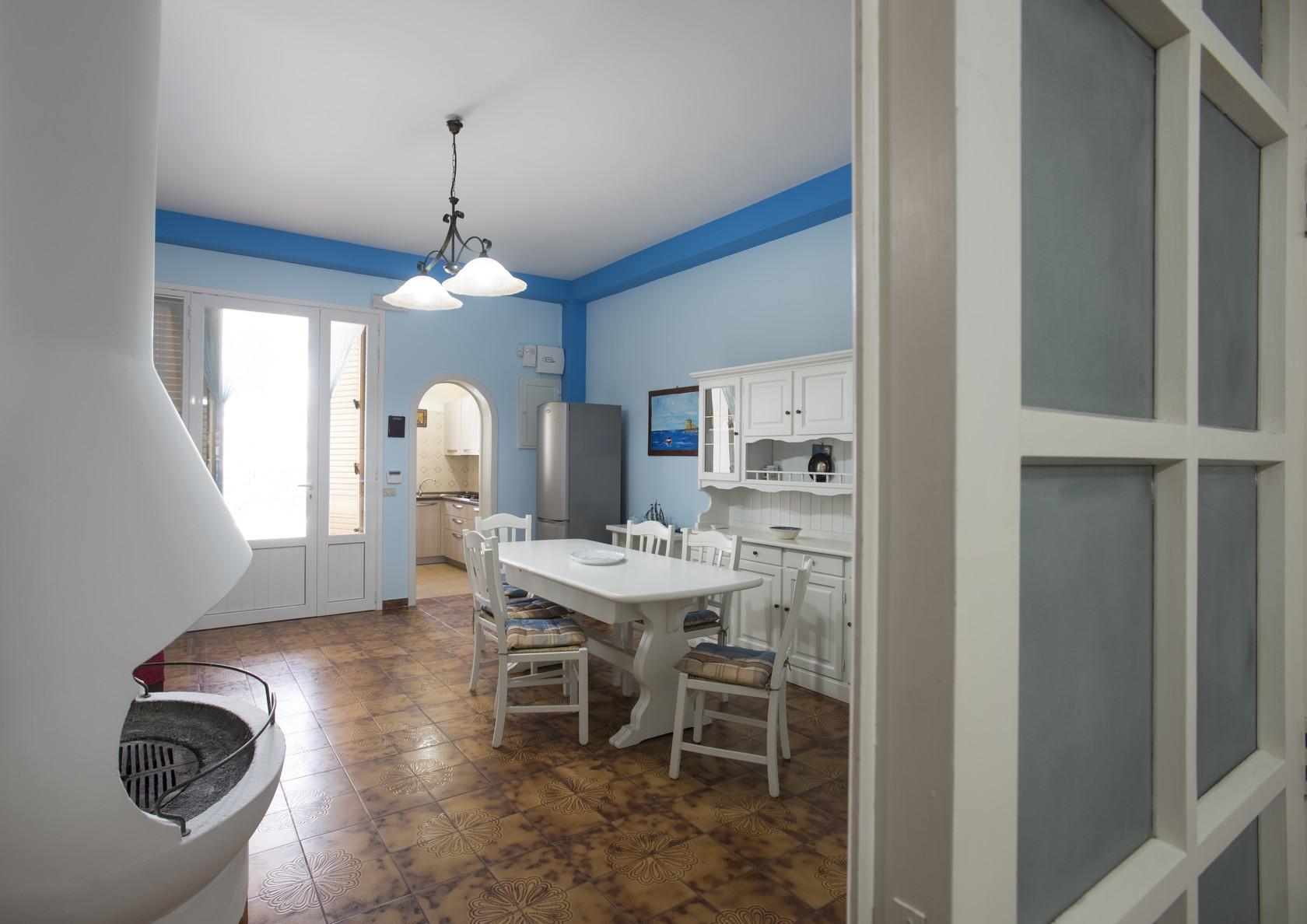 Ferienhaus Villa Desiderio, villa on the beach (2354061), Porto Cesareo, Lecce, Apulien, Italien, Bild 24