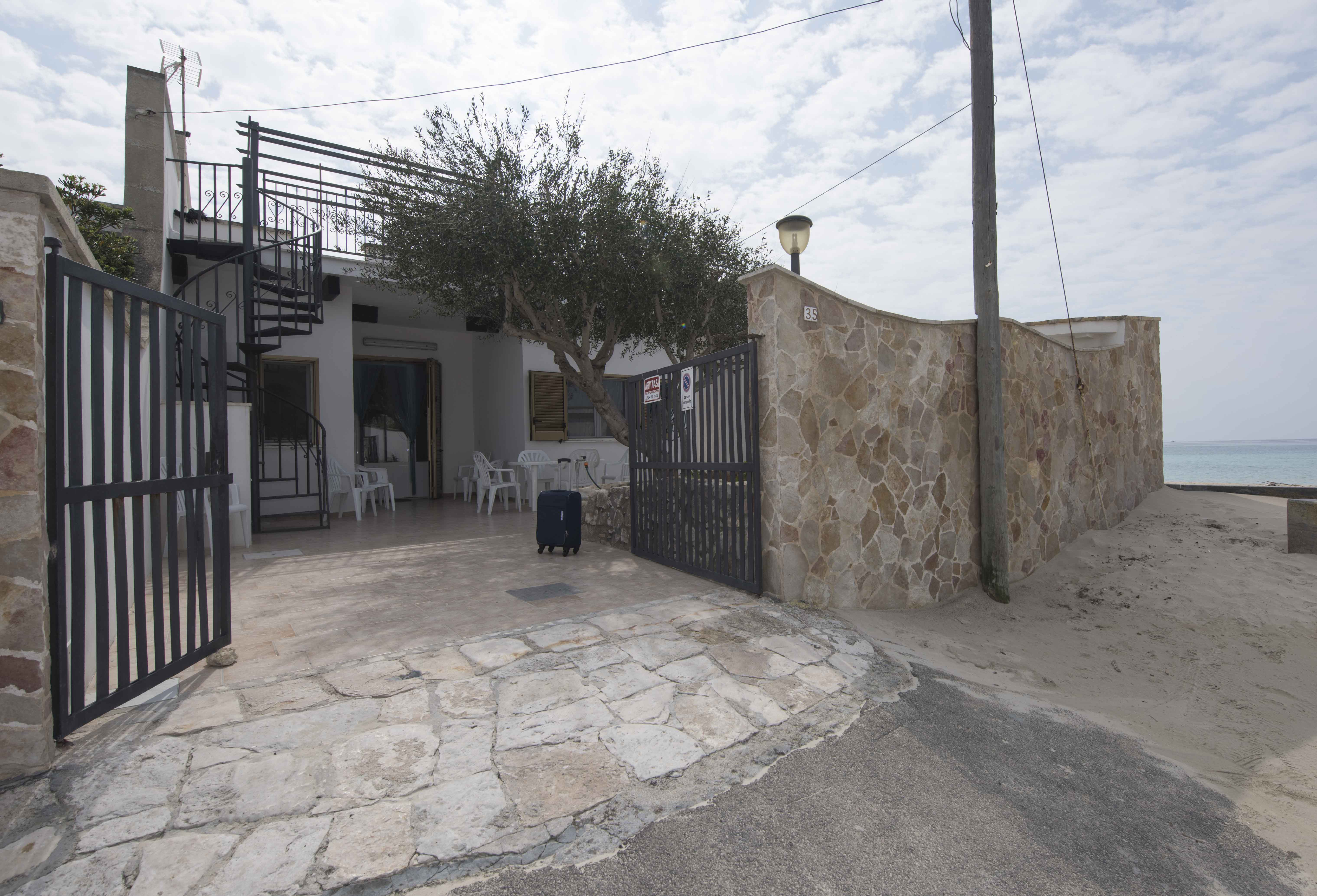 Ferienhaus Villa Desiderio, villa on the beach (2354061), Porto Cesareo, Lecce, Apulien, Italien, Bild 11