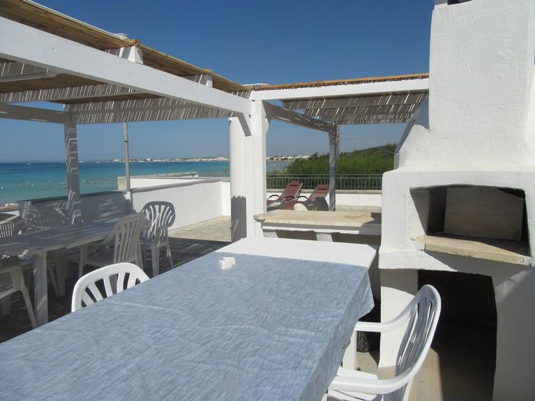 Ferienhaus Villa Desiderio, villa on the beach (2354061), Porto Cesareo, Lecce, Apulien, Italien, Bild 3