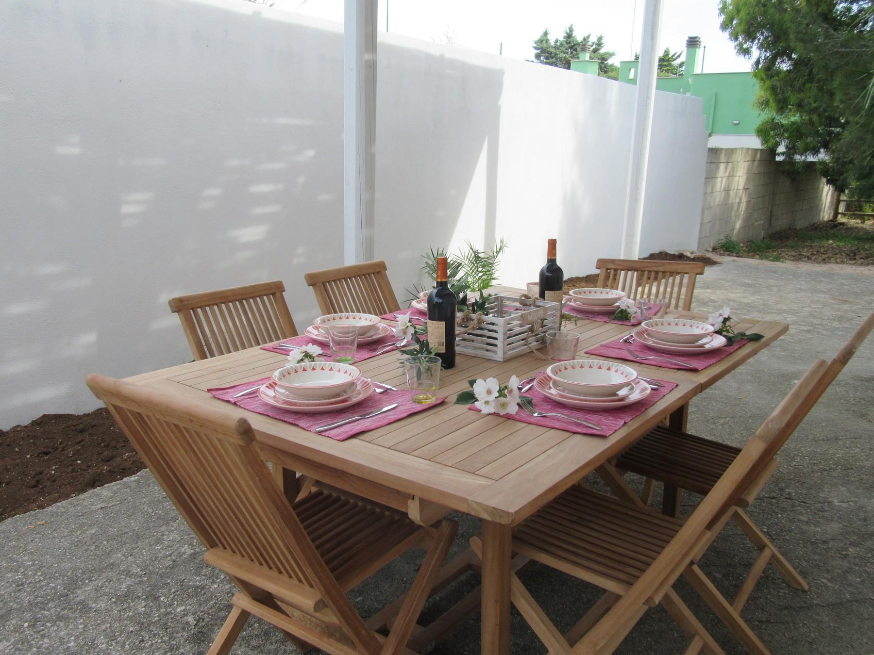 Ferienhaus Villa Mariposa n°3, only 200 meters from the beach (2354067), Porto Cesareo, Lecce, Apulien, Italien, Bild 17