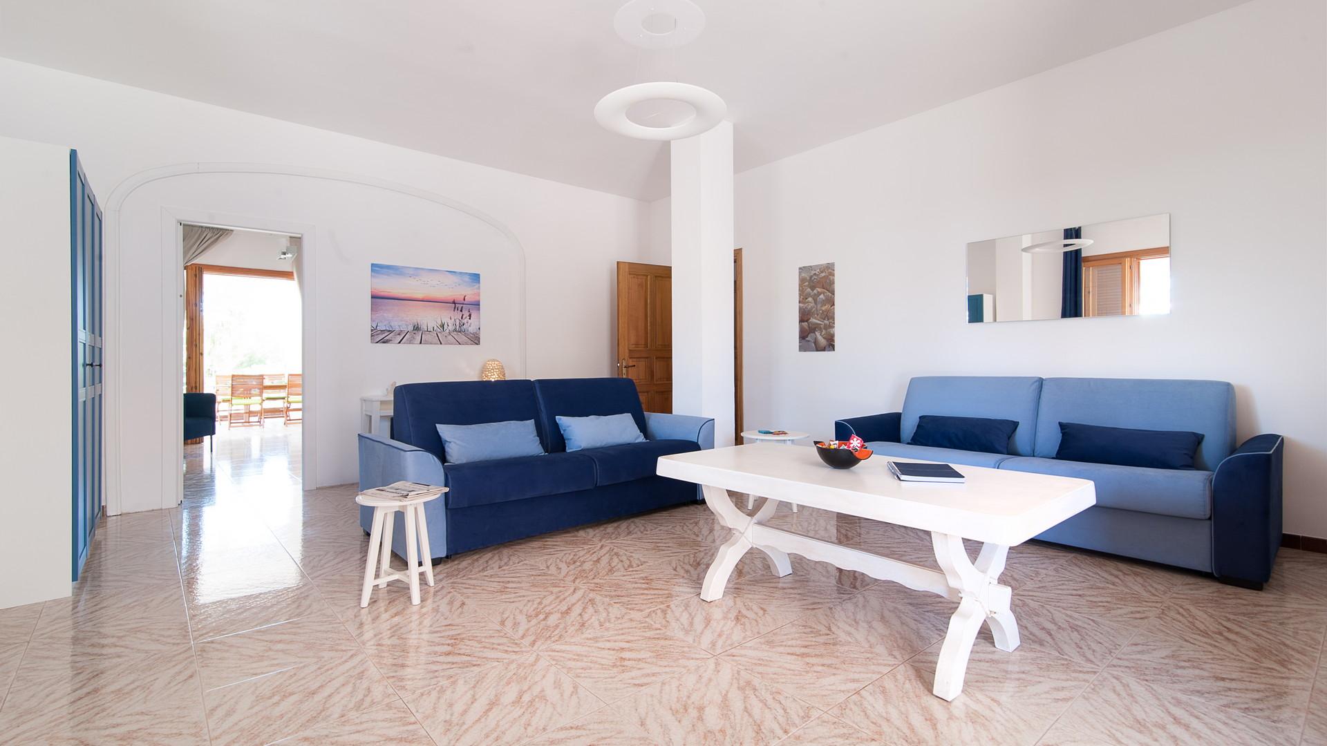 Ferienhaus Villa Sabbia Bianca with a direct access to free Beach (2354051), Porto Cesareo, Lecce, Apulien, Italien, Bild 6