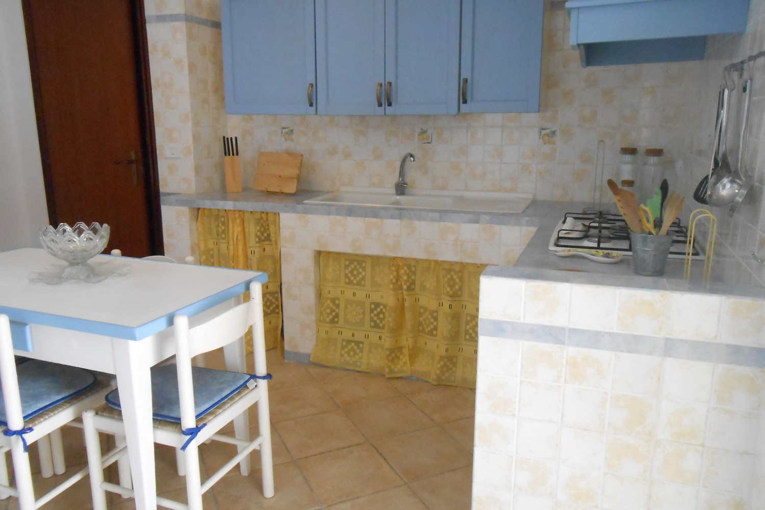 Ferienhaus Villa Bianca , only 80 meters from the sandy beach (2354056), Porto Cesareo, Lecce, Apulien, Italien, Bild 22