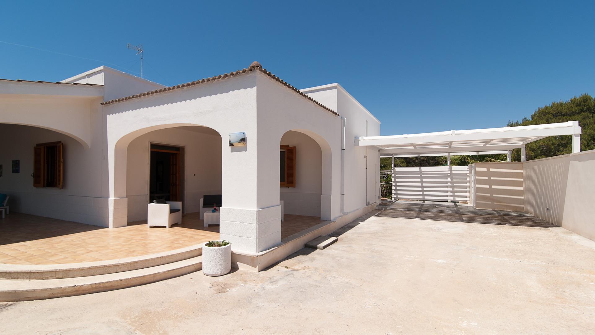 Ferienhaus Villa Sabbia Bianca with a direct access to free Beach (2354051), Porto Cesareo, Lecce, Apulien, Italien, Bild 5