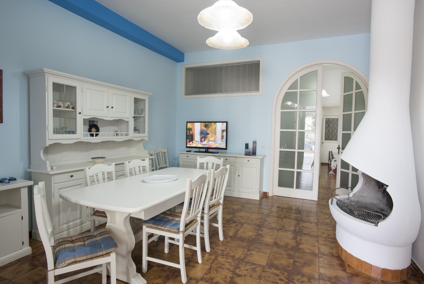 Ferienhaus Villa Desiderio, villa on the beach (2354061), Porto Cesareo, Lecce, Apulien, Italien, Bild 16