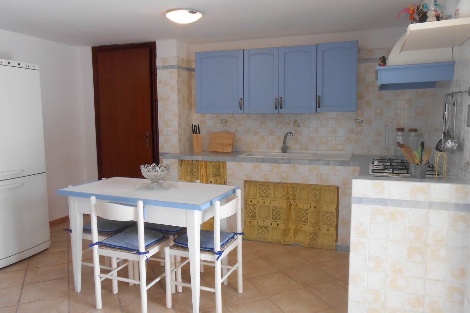 Ferienhaus Villa Bianca , only 80 meters from the sandy beach (2354056), Porto Cesareo, Lecce, Apulien, Italien, Bild 26