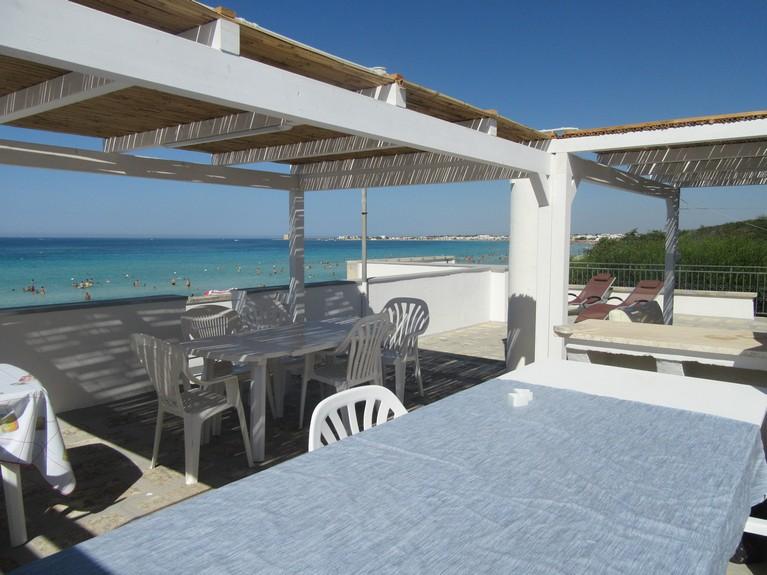 Ferienhaus Villa Desiderio, villa on the beach (2354061), Porto Cesareo, Lecce, Apulien, Italien, Bild 4