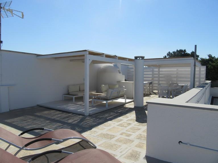 Ferienhaus Villa Desiderio, villa on the beach (2354061), Porto Cesareo, Lecce, Apulien, Italien, Bild 2