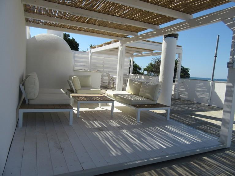 Ferienhaus Villa Desiderio, villa on the beach (2354061), Porto Cesareo, Lecce, Apulien, Italien, Bild 7