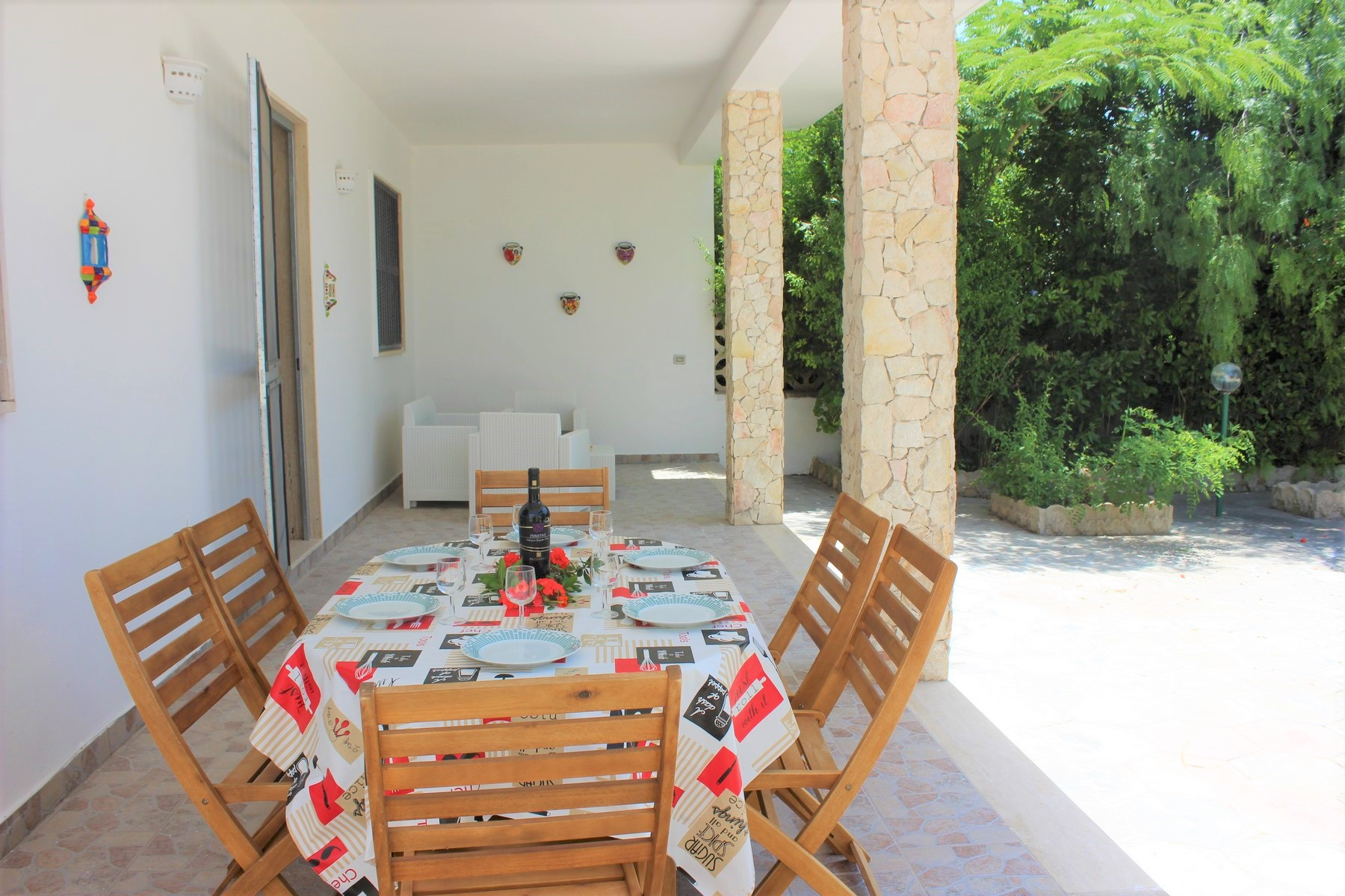 Ferienhaus Villa Caledonia, only 200 meters from the beach (2354058), Porto Cesareo, Lecce, Apulien, Italien, Bild 5