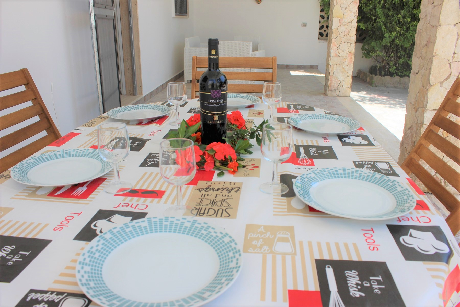 Ferienhaus Villa Caledonia, only 200 meters from the beach (2354058), Porto Cesareo, Lecce, Apulien, Italien, Bild 21