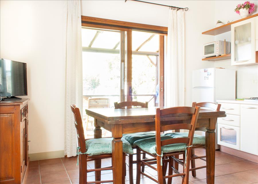 Ferienhaus 2ROOM APARTMENT WITH NICE GARDEN, BARBECUE AND BIKES (2334412), Marina di Campo, Elba, Toskana, Italien, Bild 11