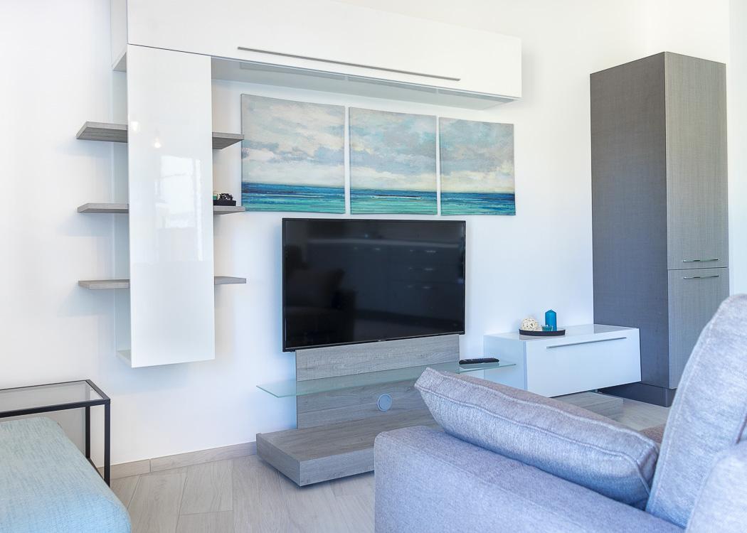 Ferienwohnung Stunning seaview 3 bedroom apartment on the seafront of Marina di Campo (2623949), Marina di Campo, Elba, Toskana, Italien, Bild 7