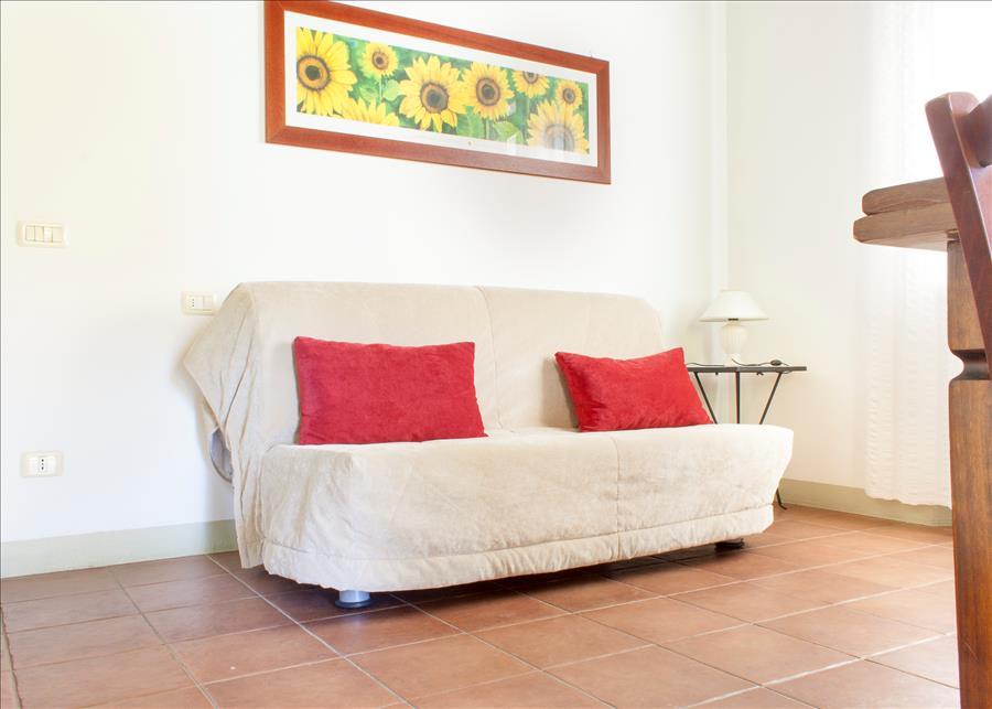 Ferienhaus 2ROOM APARTMENT WITH NICE GARDEN, BARBECUE AND BIKES (2334412), Marina di Campo, Elba, Toskana, Italien, Bild 12