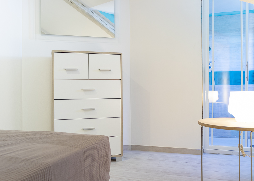 Ferienwohnung Stunning seaview 3 bedroom apartment on the seafront of Marina di Campo (2623949), Marina di Campo, Elba, Toskana, Italien, Bild 12