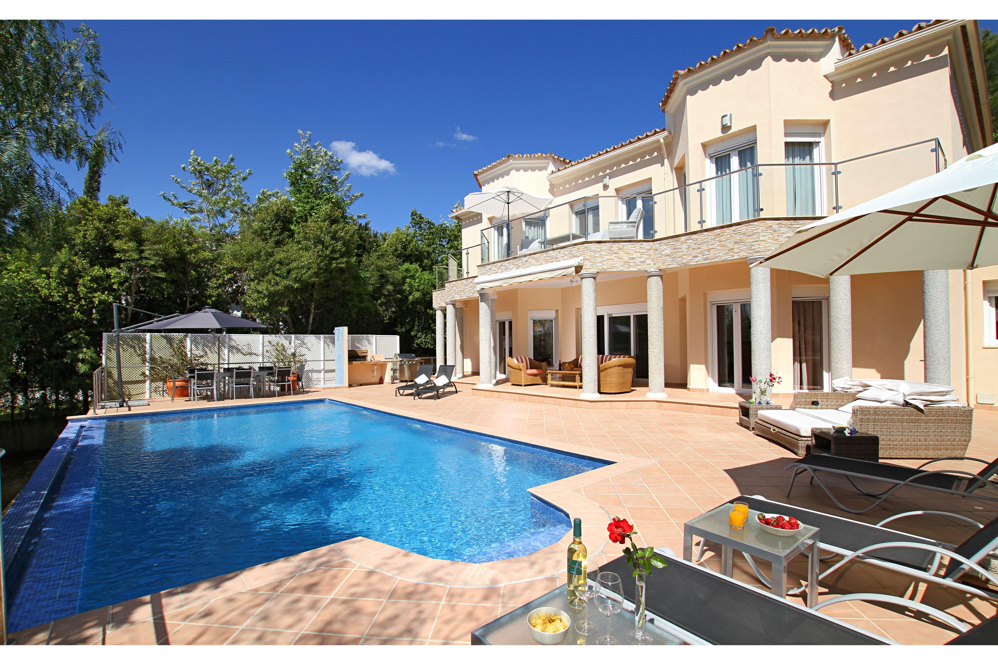 Villa Merlin Is A Holiday Villa In Pollensa Mallorca