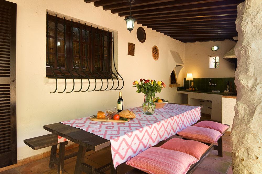 Villa Delfina Is A Holiday Villa In Cala Sant Vicente
