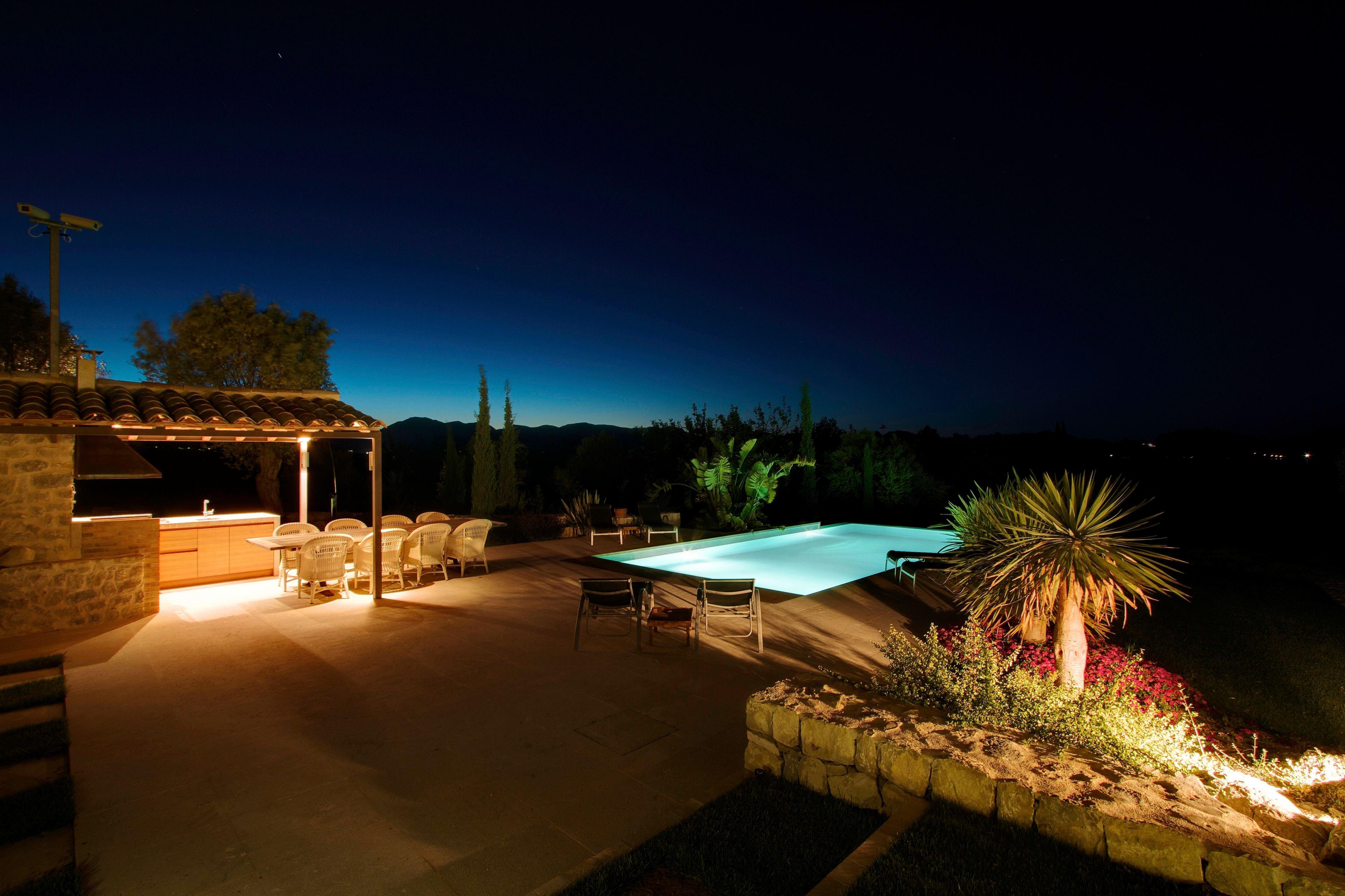 Mansion Bahia Is A Holiday Villa In Pollensa Mallorca