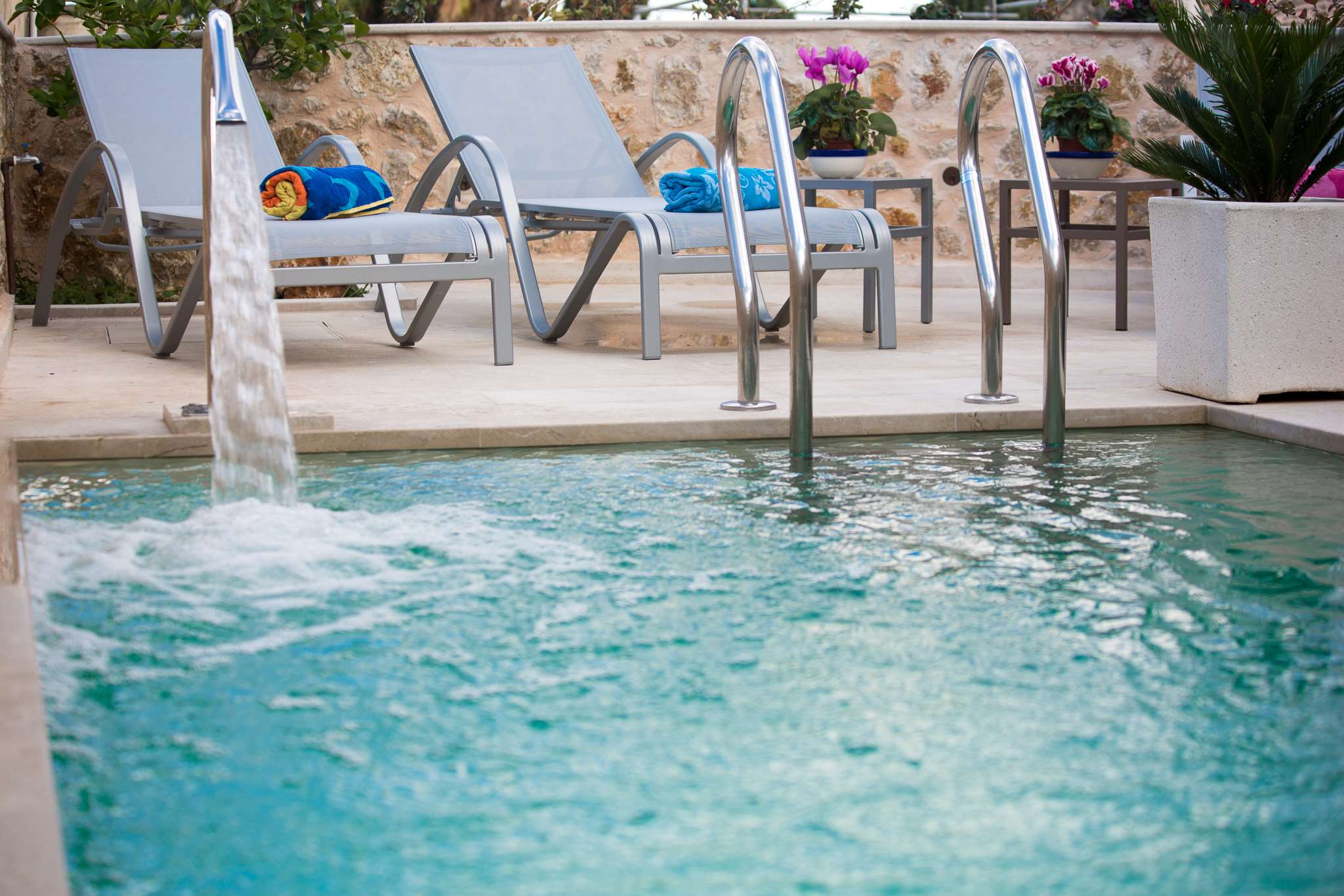 Domus lleo is a holiday town house in pollença mallorca spain