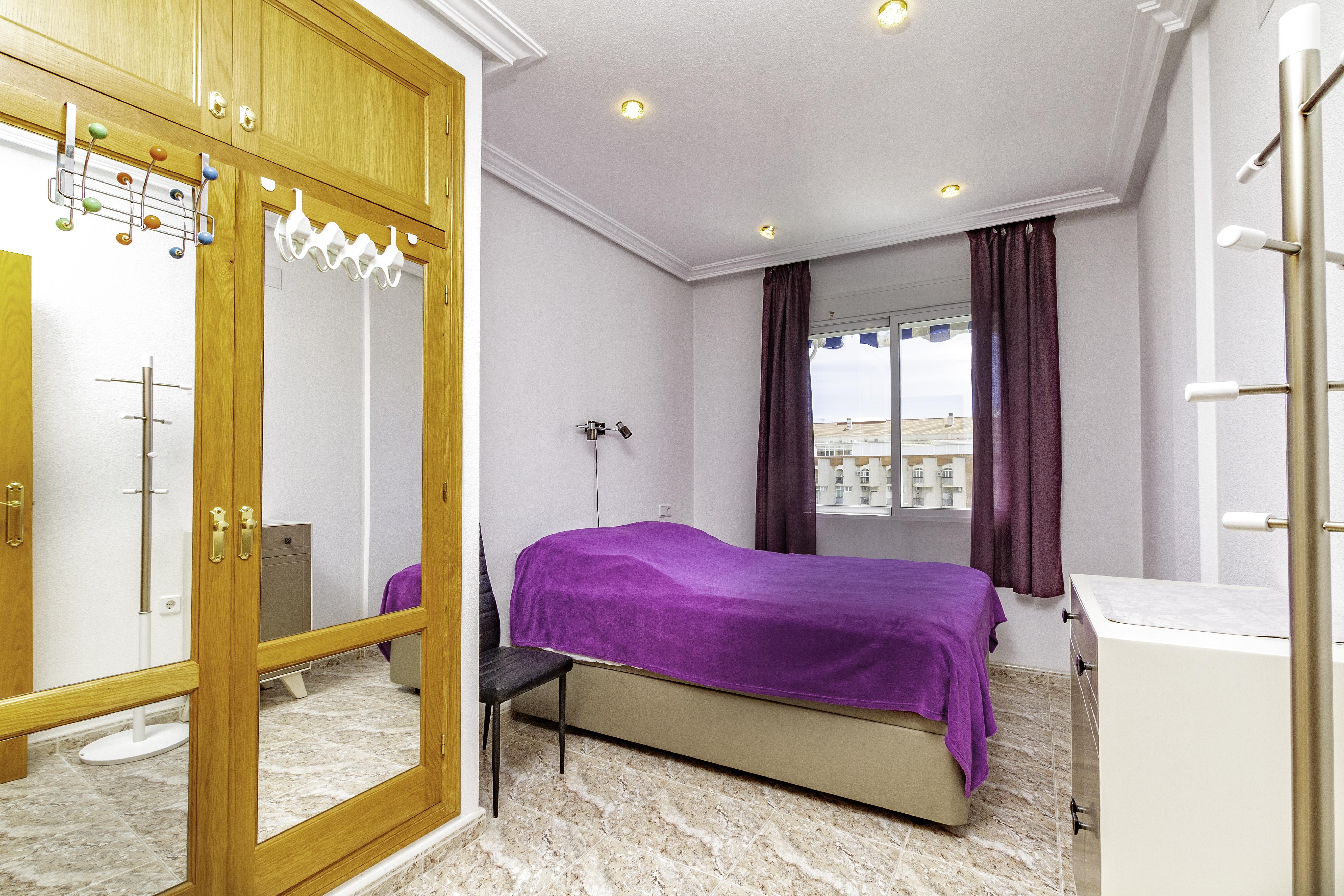 Appartement de vacances Geräumige Wohnung nur 500 Meter vom Strand entfernt (2611011), Torrevieja, Costa Blanca, Valence, Espagne, image 5