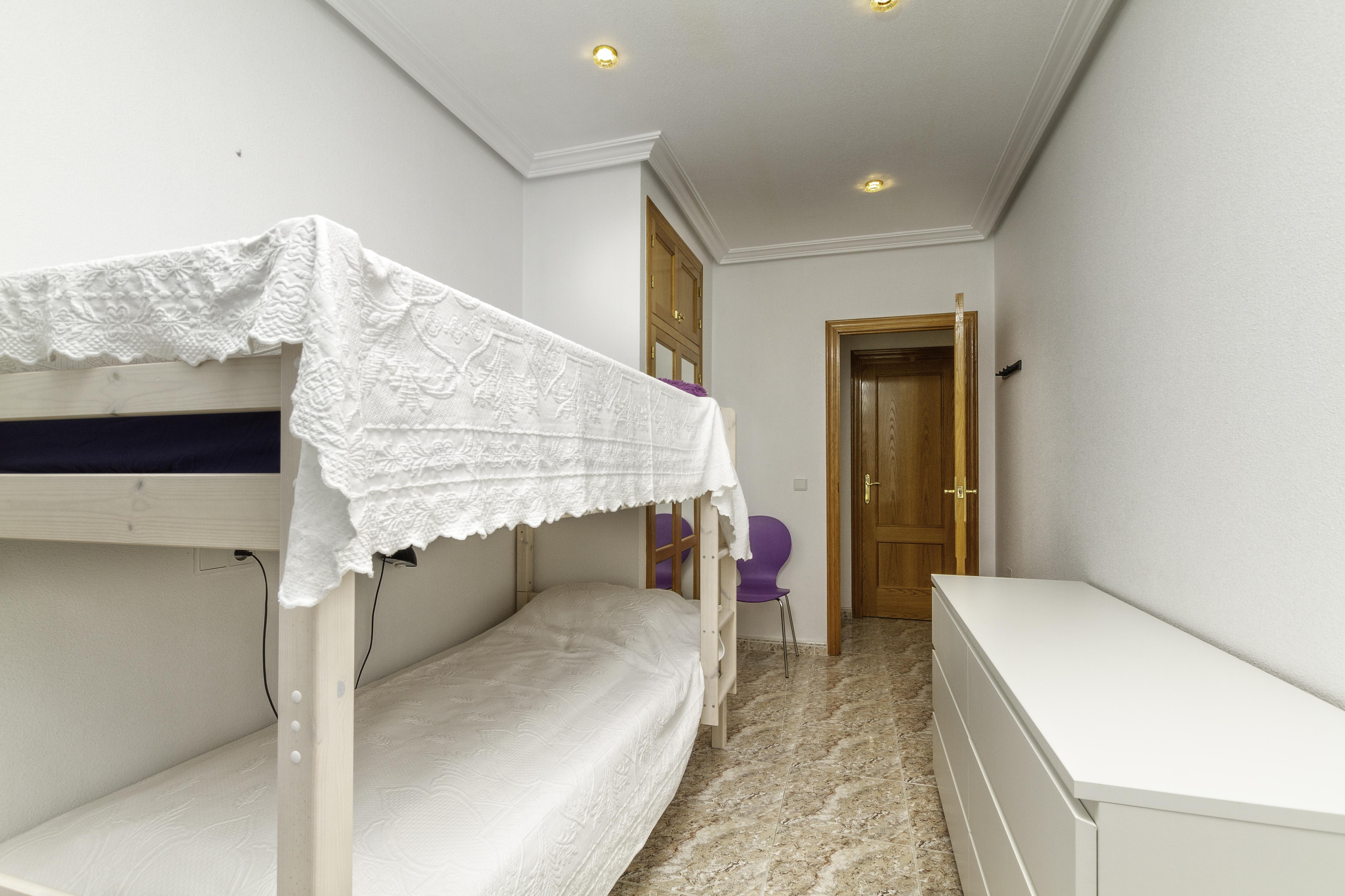 Appartement de vacances Geräumige Wohnung nur 500 Meter vom Strand entfernt (2611011), Torrevieja, Costa Blanca, Valence, Espagne, image 7