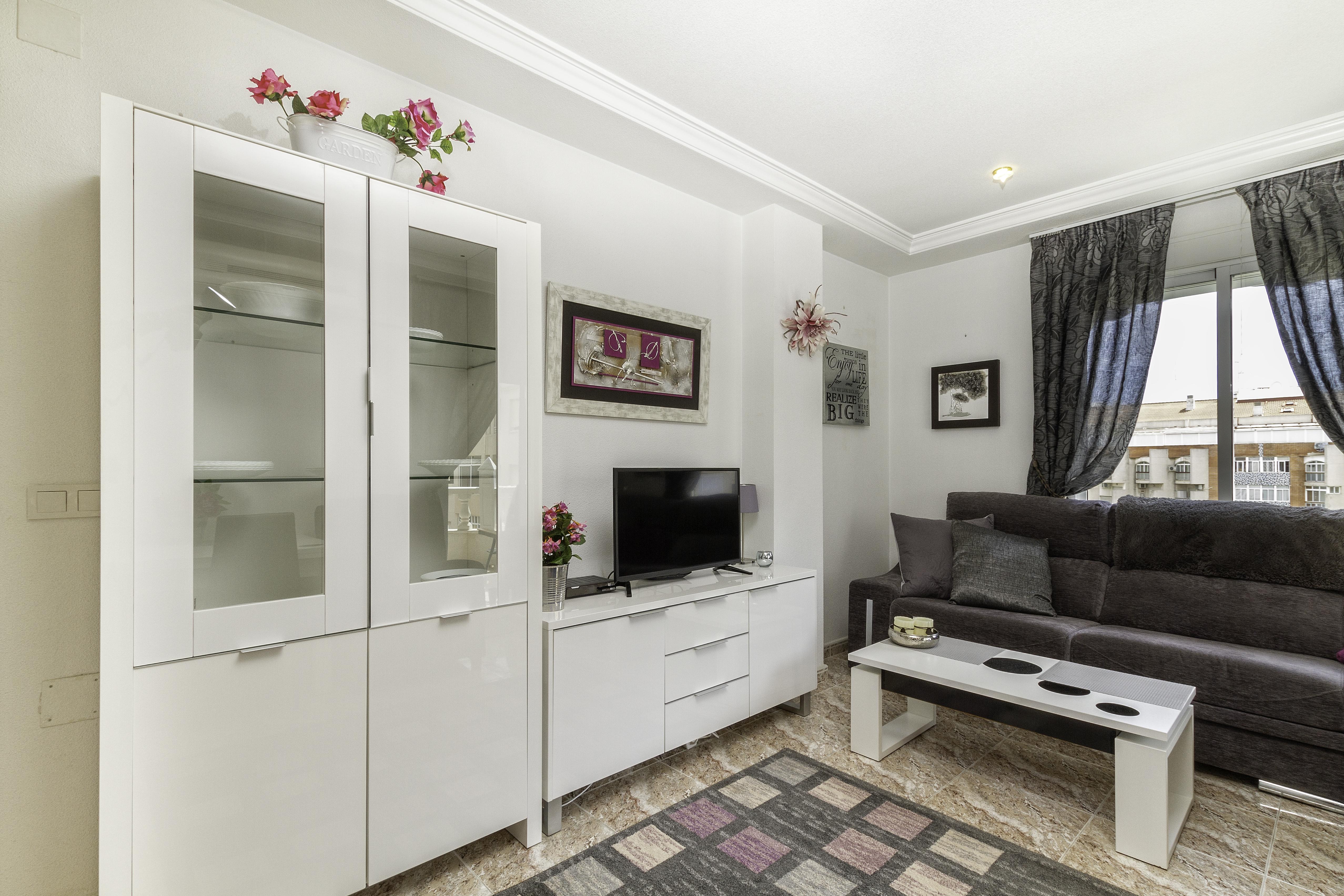 Appartement de vacances Geräumige Wohnung nur 500 Meter vom Strand entfernt (2611011), Torrevieja, Costa Blanca, Valence, Espagne, image 3