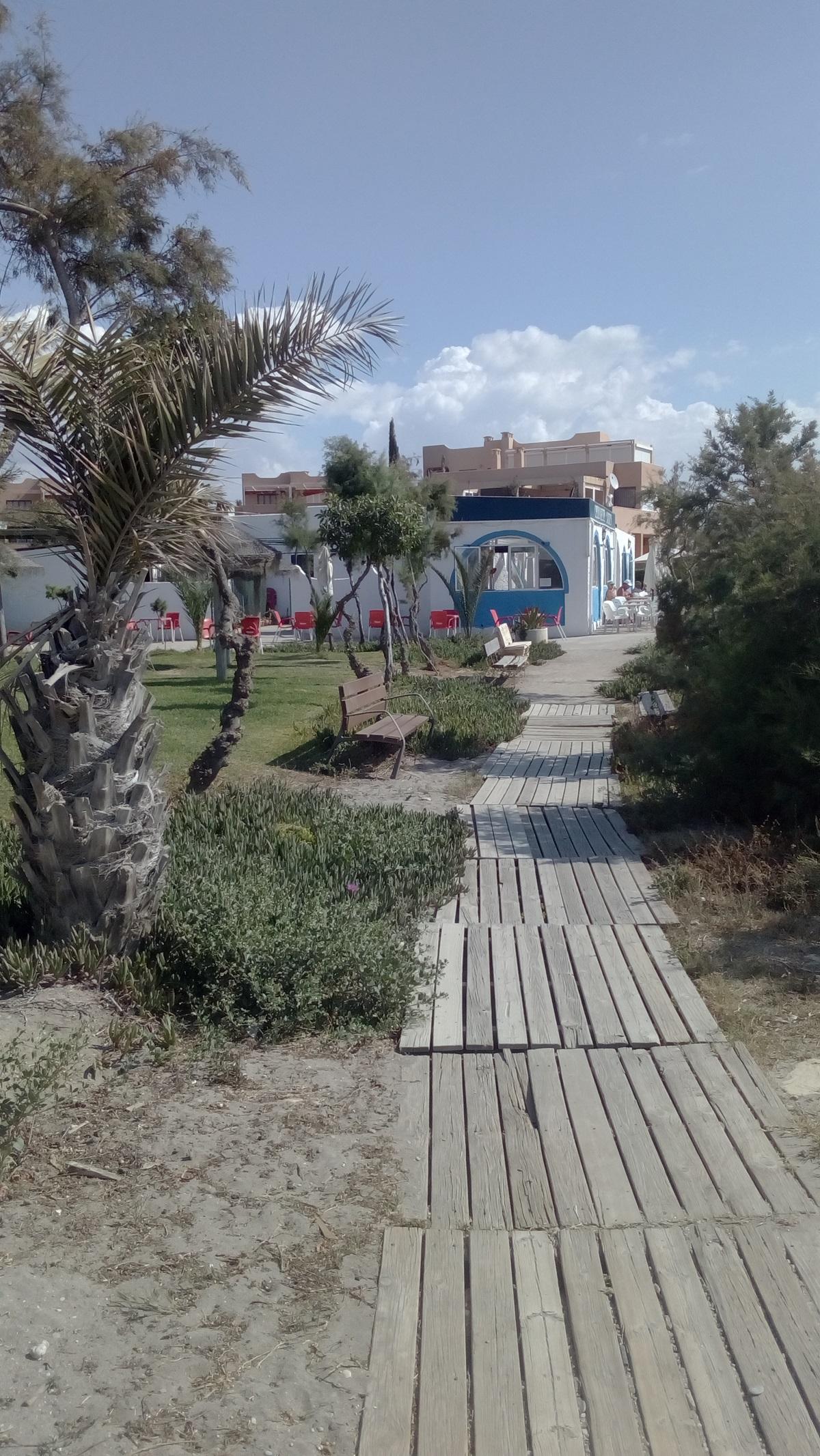NUDISTA Estudio Naturista 1º linea playa Ferienwohnung  Costa de Almeria
