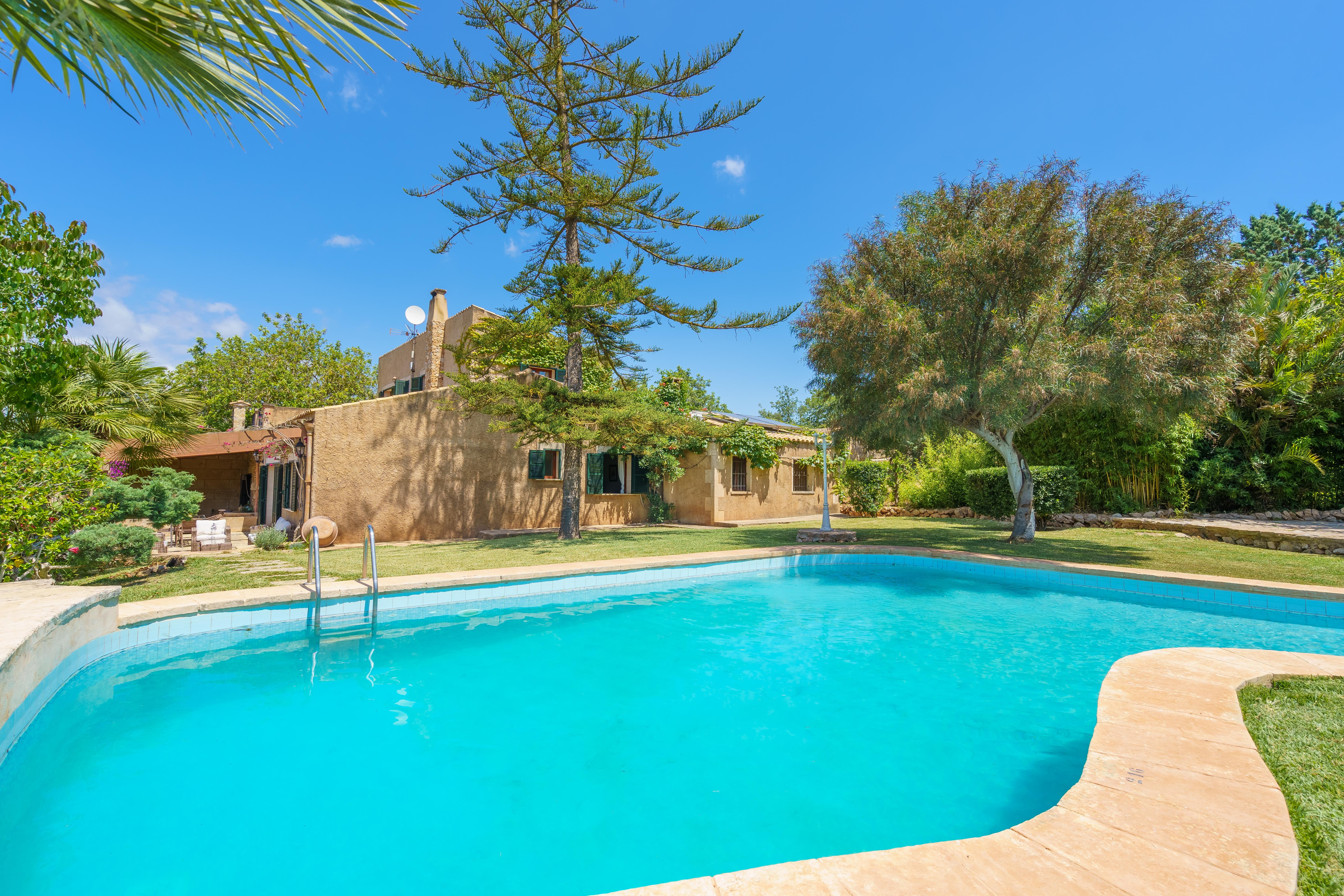 Villa Es Garrover by GHR Rentals Villa in Spanien