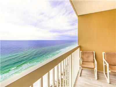 GulfFront☀TOP FLOOR☀Updated☀2 Step Sanitizing Process☀Pelican Beach Resort 2010