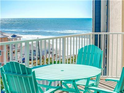 Upscale Decor-Steps2Beach-GULF Views☀️Inspected&Disinfected☀️2BR Mainsail 361