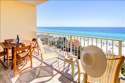 Bk4Christmas☀Gulf Views☀Beach Svc☀Pool☀Inspected&Disinfected☀2BR Suite Sea-Cret