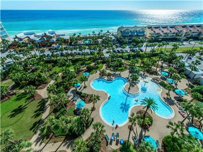 ☀Sterling Shores 818-3BR w/Gulf Views!☀100ft 2 Bch! 2 Pools! Apr 21 to 23 $811!