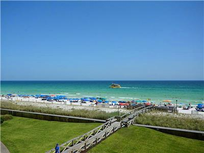 Shoreline Towers 2043-2BR☀OPEN Mar 9 to 12 $871!☀GulfViews! Steps2Beach! Pool!
