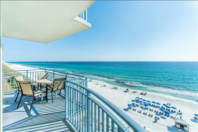 Luxurious Gulf Front Condo☼2 Step Sanitizing Process☼3BR Sterling Breeze 701